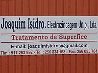 Joaquim Isidro - Electrozincagem, Unipessoal, Lda